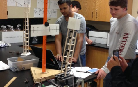 Drones among projects on tap for engineering club