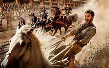 It's been about 60 years since the first movie of Ben-Hur came out in 1959, but it's back out as a remake to the big screen on Aug. 19.