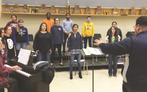 Choir is inspiring students, building confidence