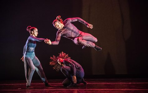 Juniors visit Bass Concert Hall to watch Cuban contemporary dance