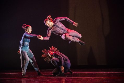 Juniors visit Bass Concert Hall to watch Cuban contemporary dance
