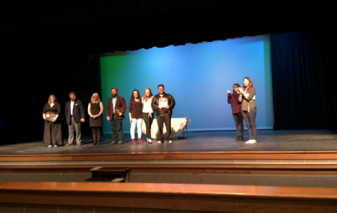 One Act Play takes the stage