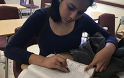 AP exams stress students