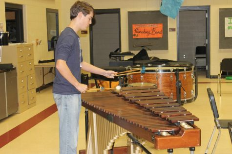 Band Soloists Advance To State