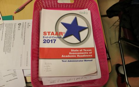 STAAR test too high-stakes