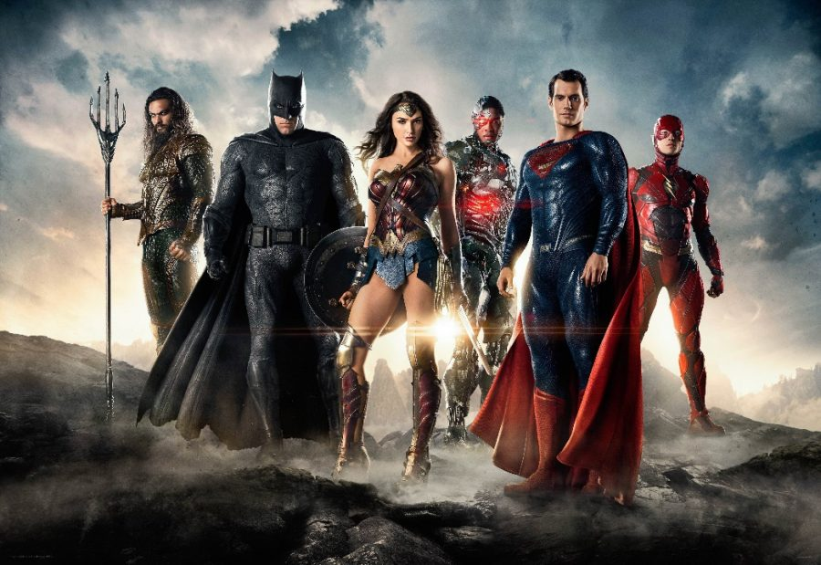 Justice+League+got+the+whole+band+together+to+appear+on+the+big+screen+November+17%2C+but+remembered+to+bring+the+banter+along+with+the+boom.+