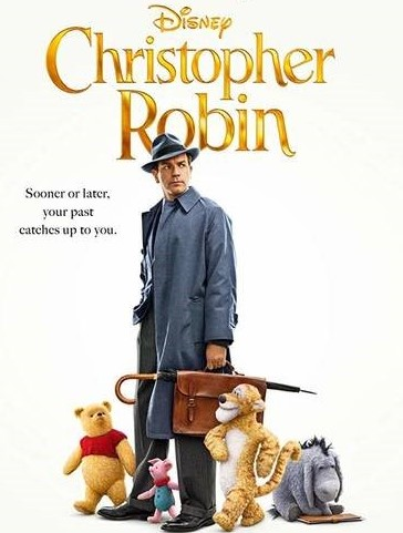 Disney's Christopher Robin is an original spinoff of the cartoon we all once loved, showing Christopher's life after he leaves the Hundred Acre Wood and all of his childhood friends, including Winnie the Pooh. Christopher Robin appeared in theaters August 3.