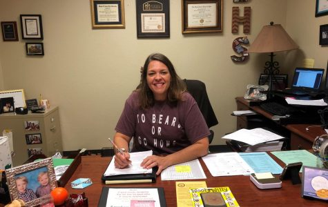 New counseling team excels through beginning of year stress