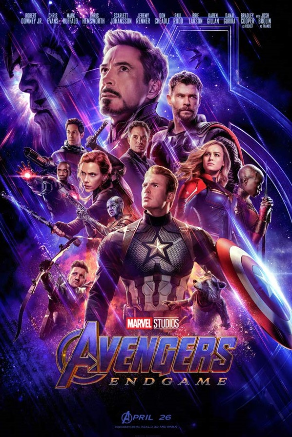 The end of a Marvel Cinematic Universe generation leaves fans everywhere shocked and curious for what's to come. Endgame appeared in theaters on April 26, 2019.
