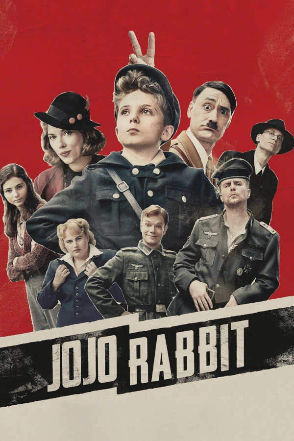 "Jojo Rabbit premiered at the 2019 Toronto International Film Festival with mixed reviews. Rotten Tomatoes' critic consensus says ""[Its] blend of irreverent humor and serious ideas definitely won't be to everyone's taste—but either way, this anti-hate satire is audacious to a fault."""