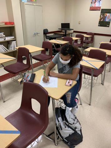 Onsite vs. Online: Students evaluate situation