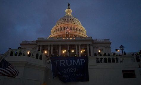 As the House and Senate convened in a special joint session of Congress to certify the election of then-President-elect Biden, hundreds, possibly even thousands, of pro-Trump supporters and QAnon Conspiracy Theorists pushed past Capitol Police and created a security threat for lawmakers.