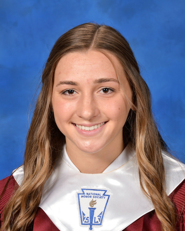 Number five of the Class of 2021, Addie Taylor.